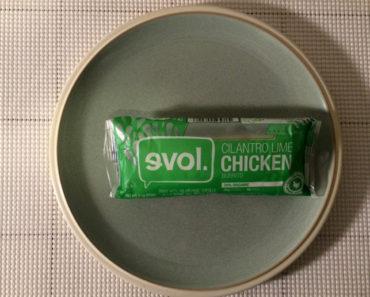 Evol Burrito Review: Cilantro Lime Chicken