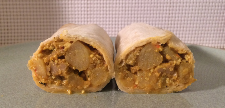 Sweet Earth Big Sur Breakfast Burrito
