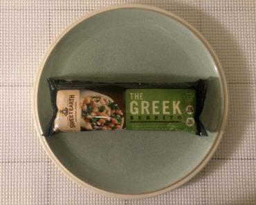 Sweet Earth Greek Burrito
