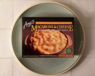 Amy's Macaroni & Cheese