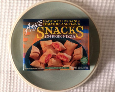Amy's Cheese Pizza Rolls