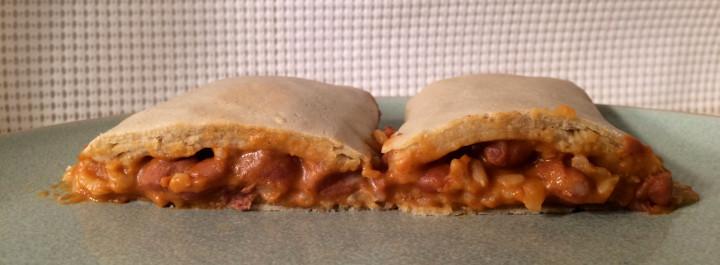 Amy's Gluten Free Cheddar Cheese Burrito