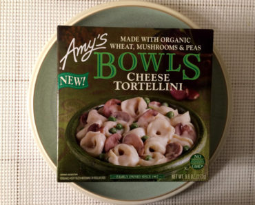 Amy's Cheese Tortellini