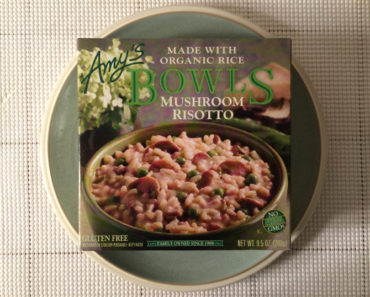 Amy's Mushroom Risotto