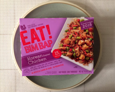 Eat! Bim Bap Review: Korean Inspired Chicken