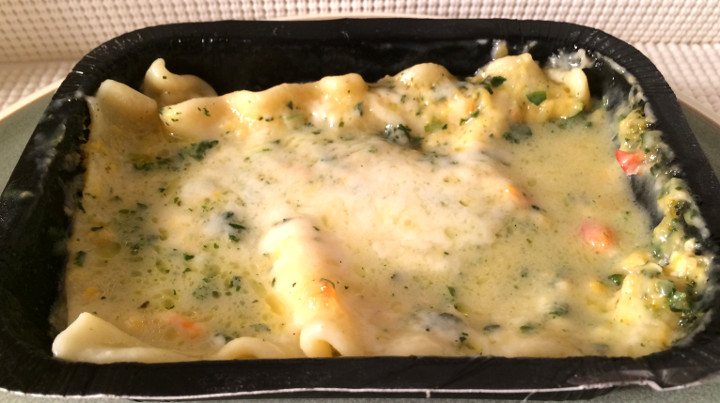 Evol Butternut Squash Lasagna