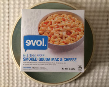 Evol Gluten Free Smoked Gouda Mac and Cheese