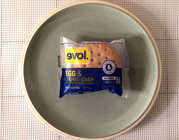Evol Egg & Smoked Gouda Breakfast Sandwich