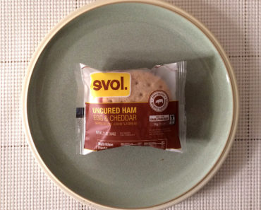 Evol Uncured Ham & Egg Breakfast Sandwich