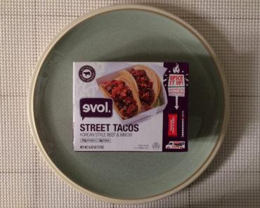Evol Korean Style Beef & Kimchi Street Tacos