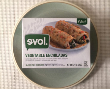 Evol Vegetable Enchiladas