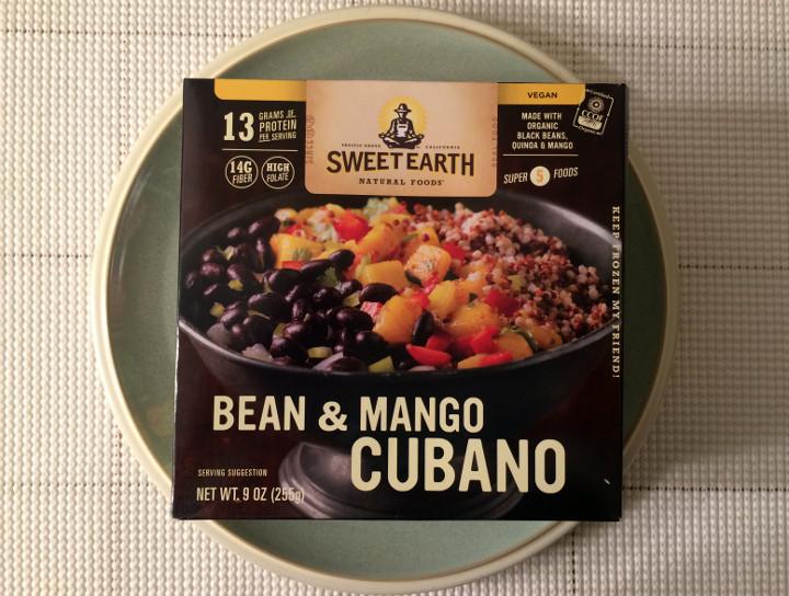 Sweet Earth Bean and Cheese Cubana