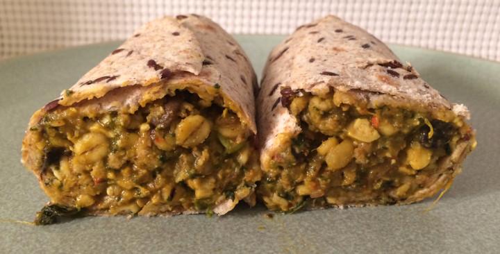 Sweet Earth Get Cultured Breakfast Burrito