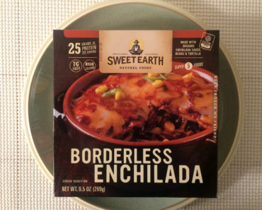 Sweet Earth Borderless Enchilada