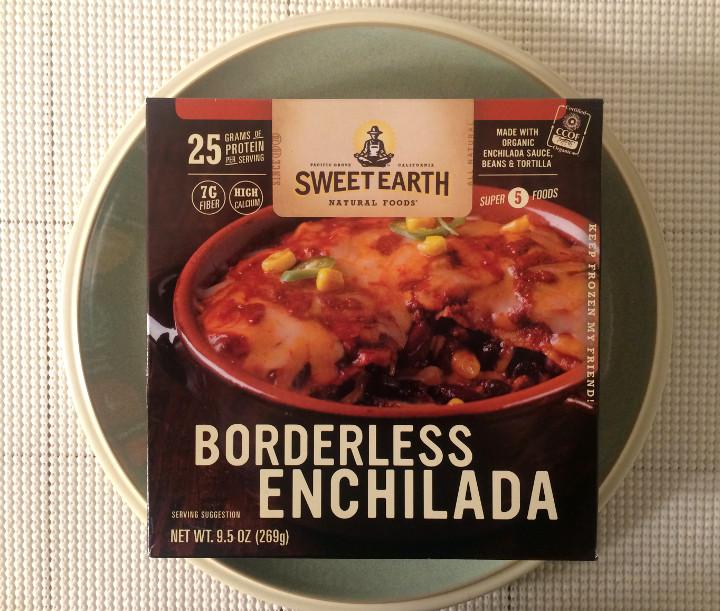 Sweet Earth Borderless Enchilada