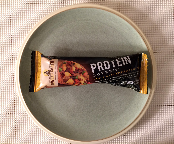 Sweet Earth Protein Lover's Breakfast Burrito
