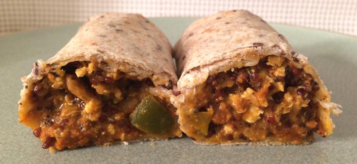 Sweet Earth Protein Lover's Breakfast Burrito