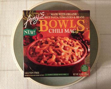 Amy's Chili Mac