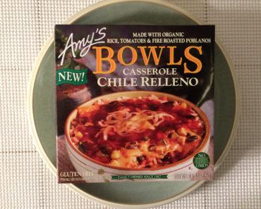 Amy's Chile Relleno Casserole