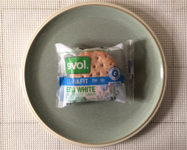 Evol Egg White Sandwich