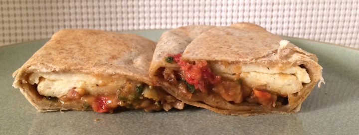 Good Food Made Simple Huevos Rancheros Café Wrap