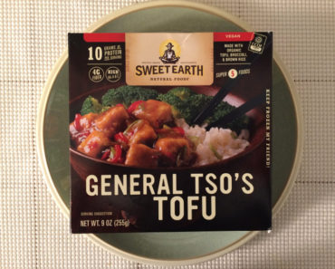Sweet Earth General Tso's Tofu
