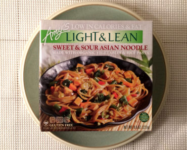 Amy's Light & Lean Sweet & Sour Asian Noodle