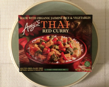 Amy's Thai Red Curry