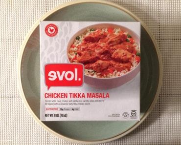 Evol Chicken Tikka Masala Review