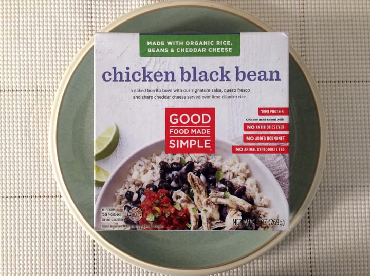Good Food Made Simple Chicken Black Bean