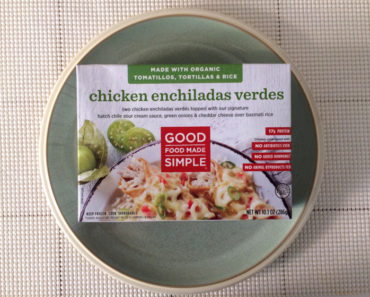 Good Food Made Simple Chicken Enchiladas Verdes