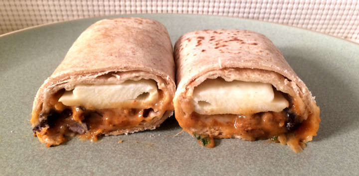 Good Food Made Simple Chicken Chorizo Café Wrap