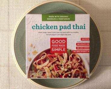 Good Food Made Simple Chicken Pad Thai