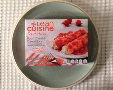 Lean Cuisine Four Cheese Cannelloni