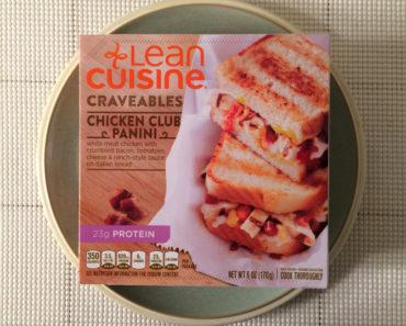 Lean Cuisine Craveables Chicken Club Panini