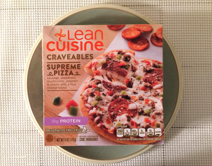 Lean Cuisine Craveables Supreme Pizza