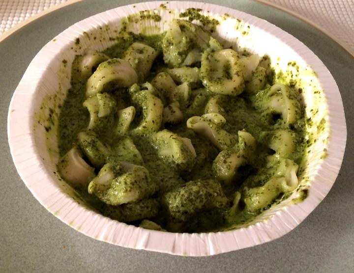 Amy's Pesto Tortellini
