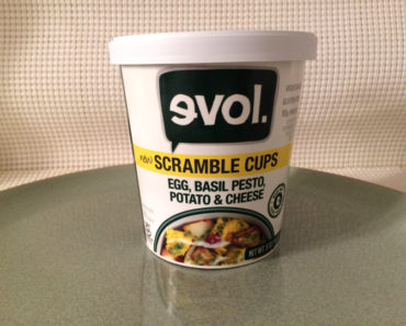Evol Egg, Basil, Pesto, Potato & Cheese Scramble Cup