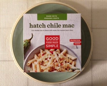 Good Food Made Simple Hatch Chile Mac