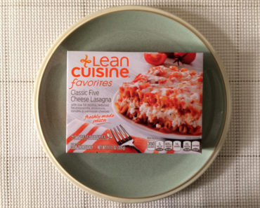 Lean Cuisine Classic Five Cheese Lasagna