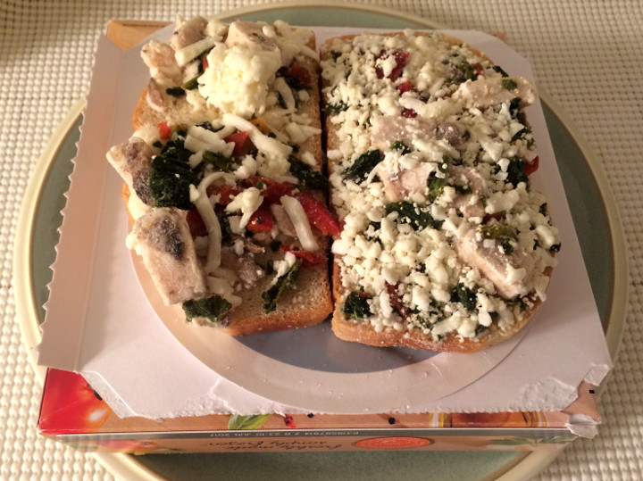 Lean Cuisine Craveables Chicken, Spinach & Mushroom Panini