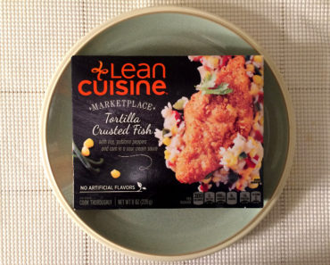 Lean Cuisine Tortilla Crusted Fish