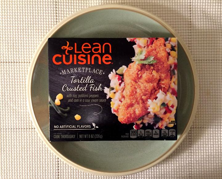 Lean Cuisine Tortilla Crusted Fish