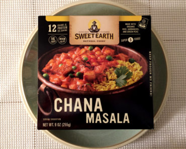 Sweet Earth Chana Masala