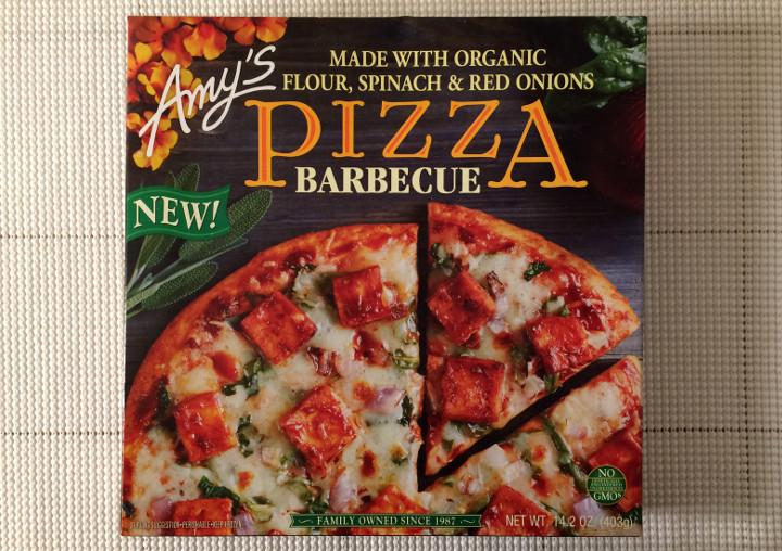 Amy's Barbecue Pizza
