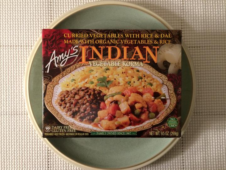 Amy's Indian Vegetable Korma