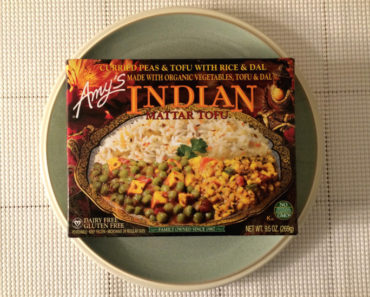 Amy's Indian Mattar Tofu