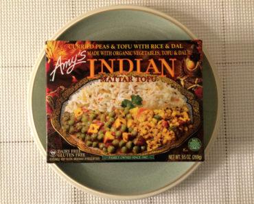 Amy's Indian Mattar Tofu