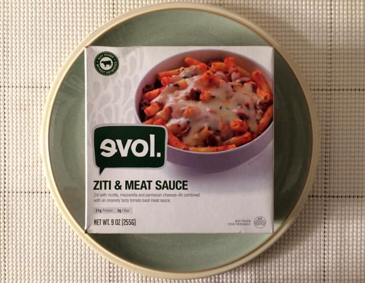 Evol Ziti & Meat Sauce
