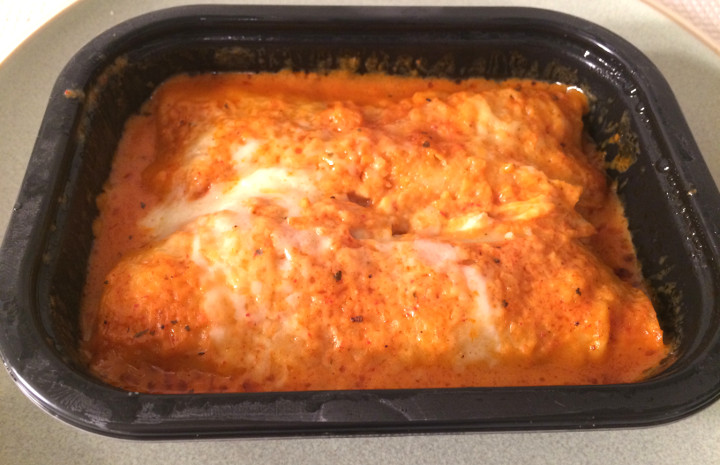 Evol Chicken & Uncured Bacon Enchiladas